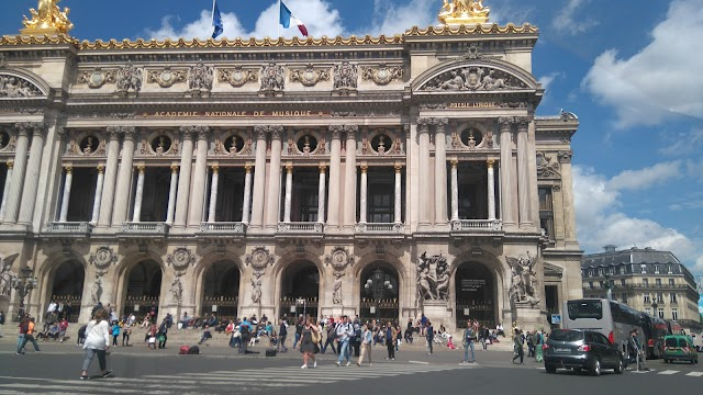BNF - Musée de l'Opéra