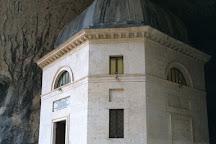 Tempio del Valadier, Genga, Italy