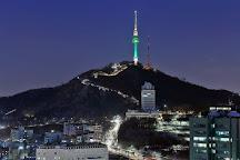 Namsan Park, Seoul, South Korea