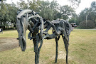 The Sydney and Walda Besthoff Sculpture Garden at NOMA