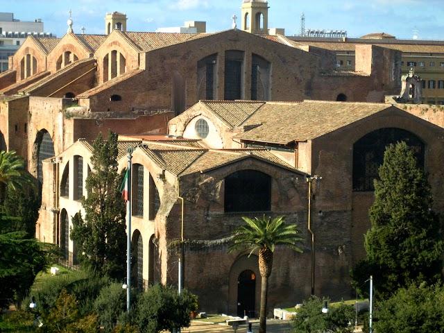 Museo Nazionale Romano.Terme Di Diocleziano