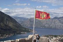 Kotor's Castle Of San Giovanni, Kotor, Montenegro