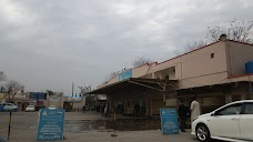 Daewoo Bus Station Sialkot