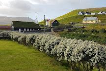Church of Porkeri, Suduroy, Faroe Islands