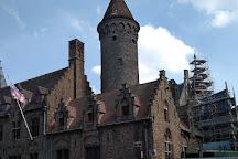 Gruuthusemuseum, Bruges, Belgium