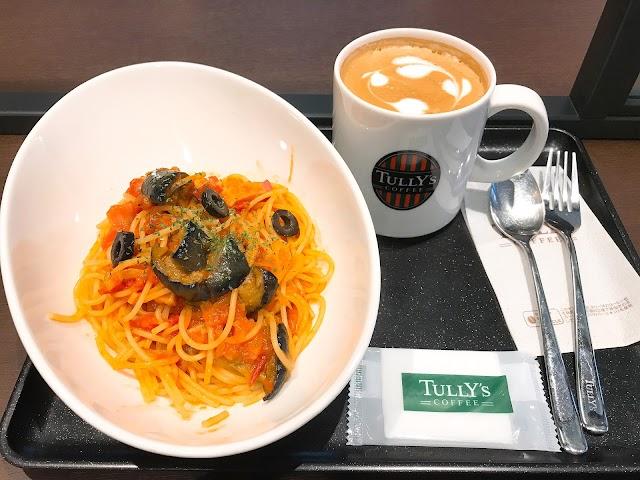 Tully's Coffee de Kintetsu Nanba