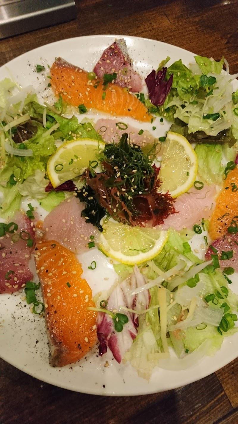 魚肴 青天上