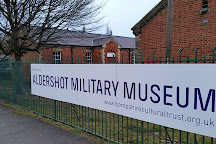 Aldershot Military Museum, Aldershot, United Kingdom