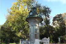 Donauweibchenbrunnen, Vienna, Austria