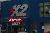 K2 Crawley, Crawley, United Kingdom