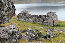 Hvalsey Church Ruins, Qaqortoq, Greenland