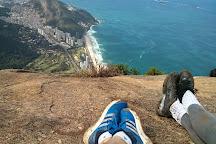 Pedra da Gavea, Rio de Janeiro, Brazil