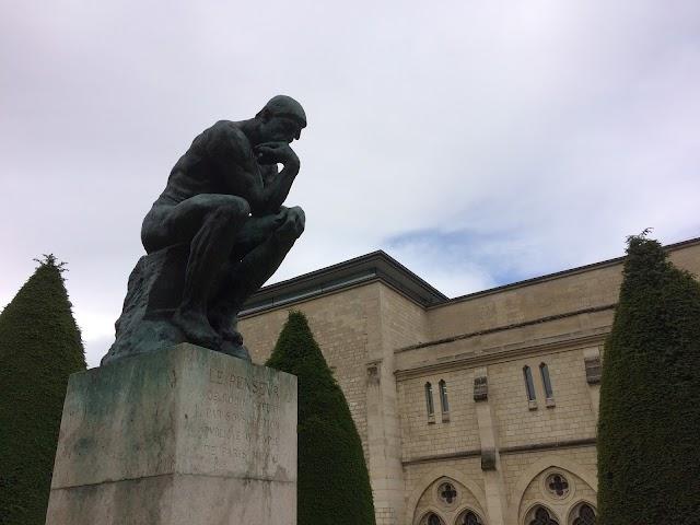 Escultura El Pensador