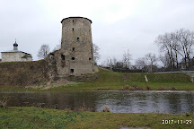 Gremyachaya Tower, Pskov, Russia