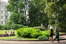 Michajlauski Garden Square, Minsk, Belarus
