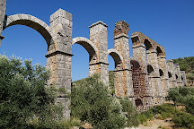 The Roman Aqueduct, Moria, Greece