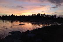 Osman Sagar Lake, Hyderabad, India