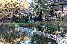 Aquilino Ribeiro Park, Viseu, Portugal