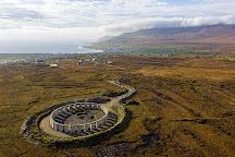 Achill henge, Achill Island, Ireland