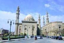 Mosque and Madrasa of Sultan Hassan, Cairo, Egypt