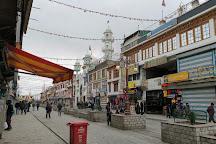 Tibetan Market, Leh, India