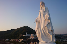 The Virgin Mary Statue on the Cape, Nagasaki, Japan