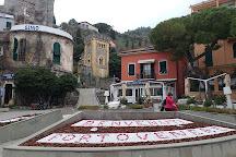 Porta del Borgo, Porto Venere, Italy