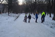 Park Pobedy (Angliyskiy Park), Essentuki, Russia