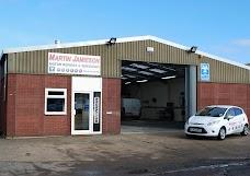 Martin Jamieson Motor Repairs oxford