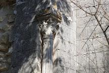 Prieure de Carluc, Cereste, France