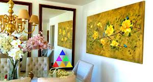 Pleroma Arte y Decoración (Venta de cuadros decorativos / cuadros para sala / cuadros abstractos ) 9