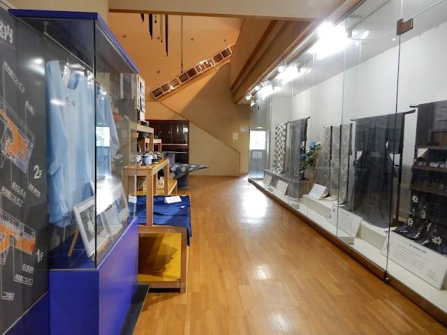 House of Aizumi History Museum, indigo