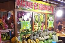 Sindhu Market, Sanur, Indonesia