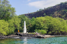 The Captain Cook Monument, Captain Cook, United States