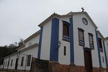 Capela de Sao Joao Evangelista, Tiradentes, Brazil