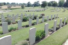 Sangro River War Cemetery, Torino di Sangro, Italy