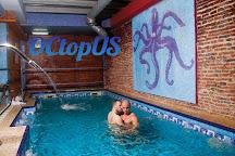 Sauna Octopus, Madrid, Spain