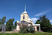 Isopuisto Park, Kotka, Finland