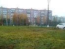 Футбольное поле, улица Косухина, дом 10 на фото Курска