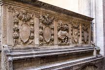 Loggia della Mercanzia, Siena, Italy