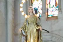 Capilla Medalla Milagrosa Virgen De Los Rayos, Santiago, Chile