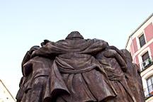 Monumento a los Abogados de Atocha, Madrid, Spain