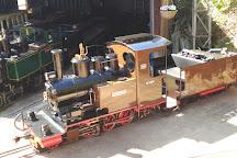 Tren de l'Oreneta, Barcelona, Spain