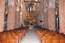 Bazylika Prymasowska Sanktuarium św. Wojciecha, Gniezno, Poland