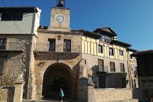 Castillo de los Roja, Poza de la Sal, Spain
