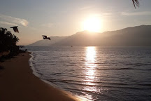 Pontal da Cruz Beach, Sao Sebastiao, Brazil