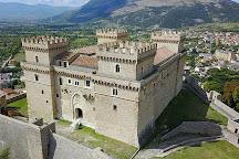 Castello Piccolomini, Celano, Italy
