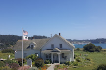 Ford House Museum, Mendocino, United States