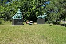 Umlauf Sculpture Garden & Museum, Austin, United States