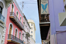 The Butterfly People, San Juan, Puerto Rico